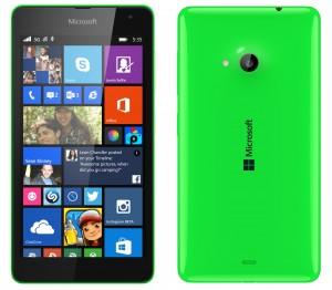Lumia Verde