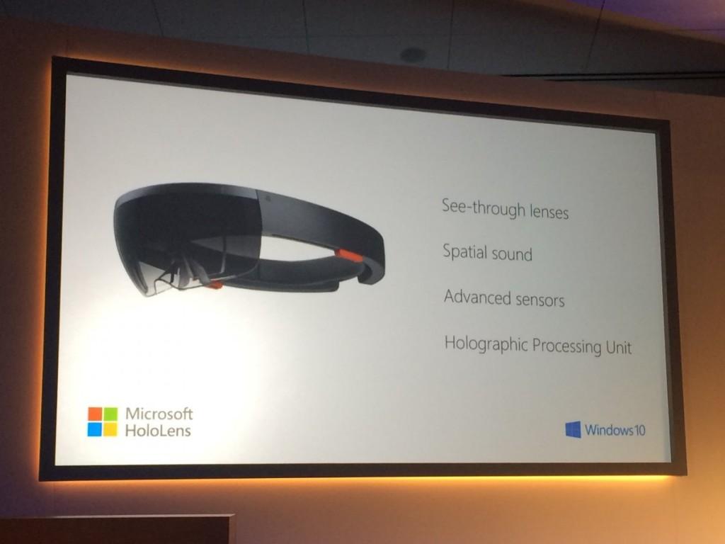Presenta Microsoft nuevo hardware de VR