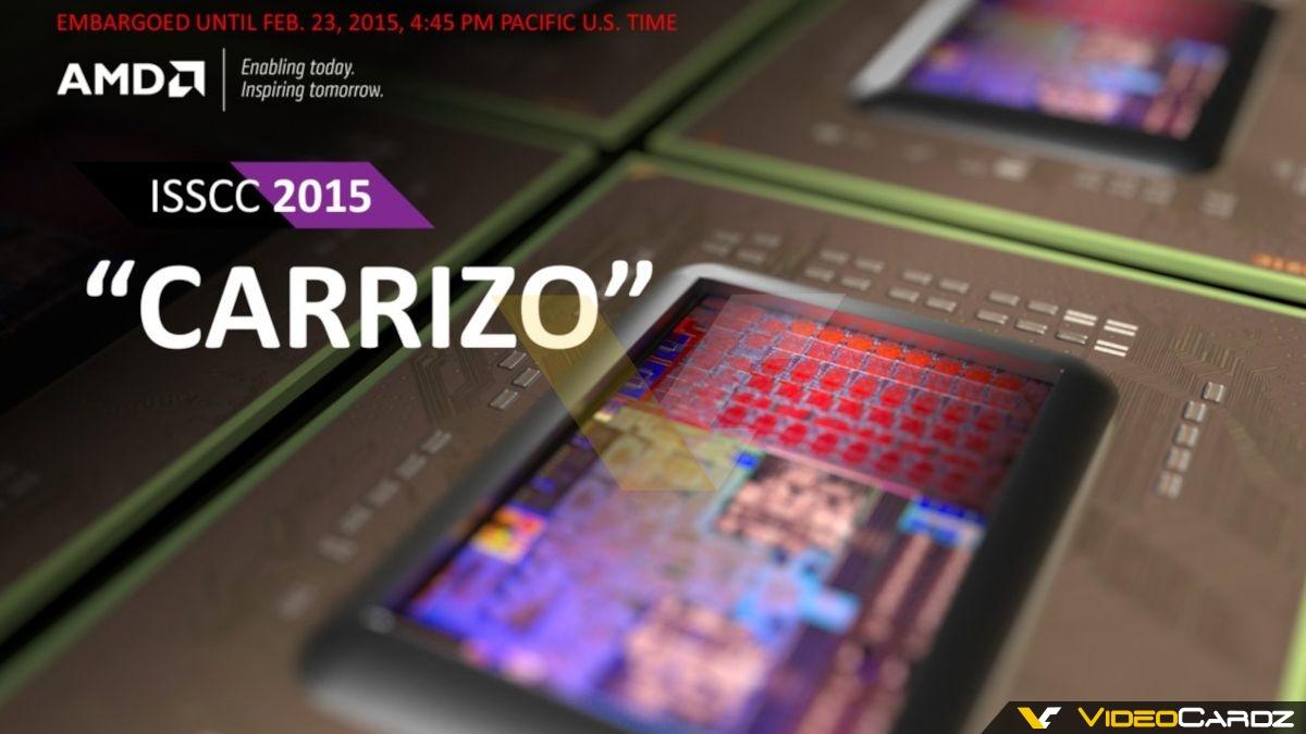 Presentación AMD Carrizo