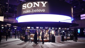 Sony-stand