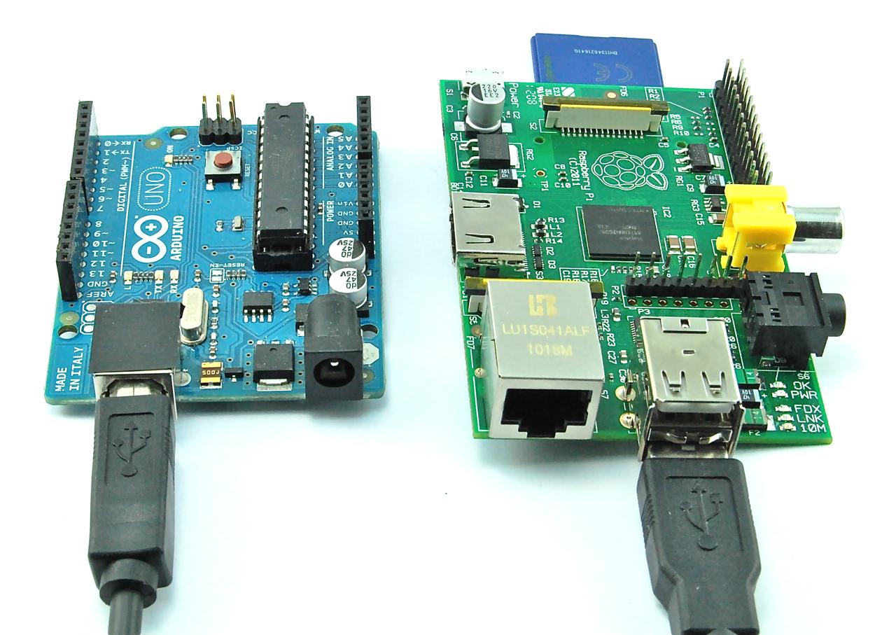 Arduino vs raspberry pi rincón de la tecnología