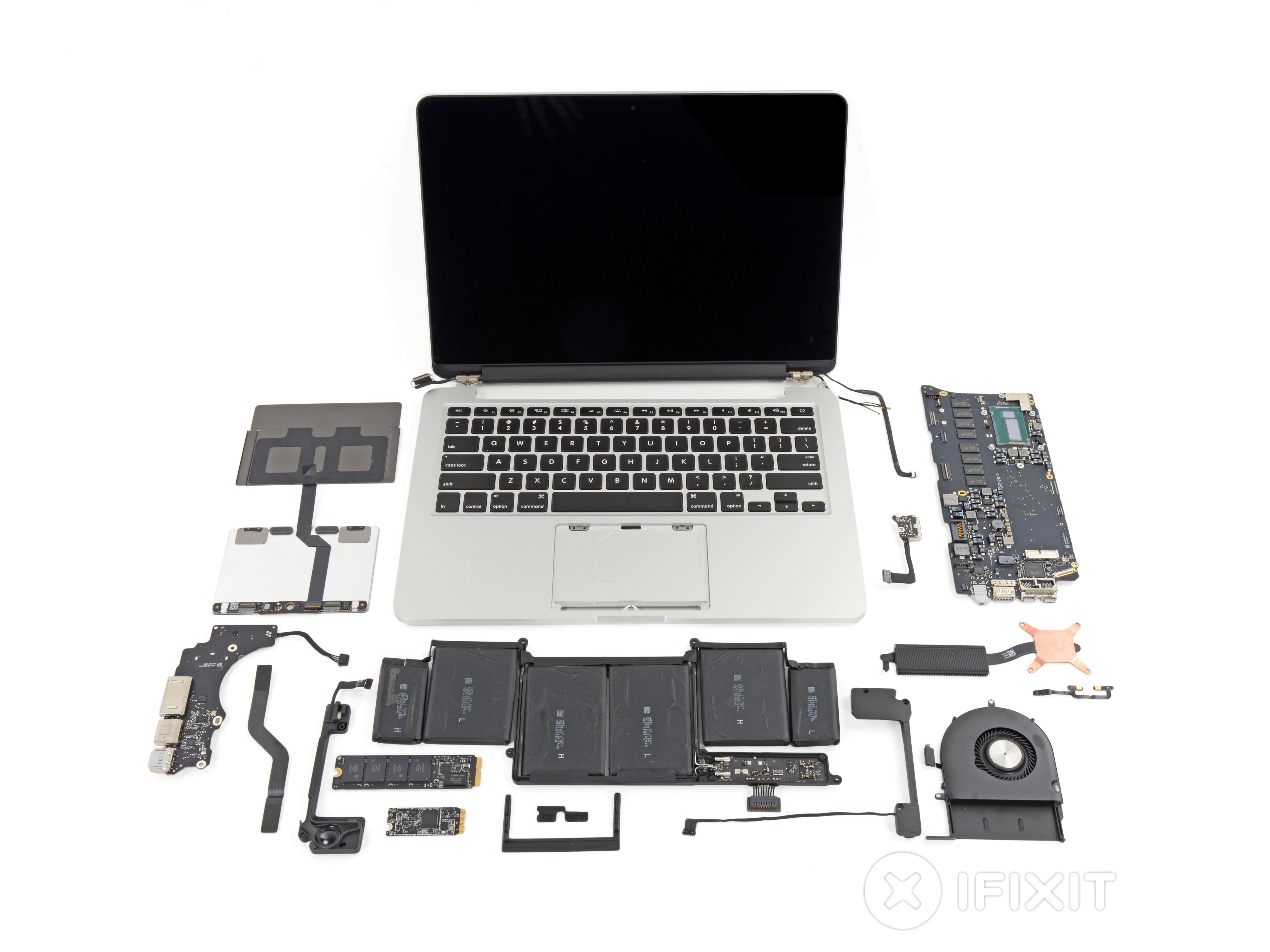 Macbook Deshojada