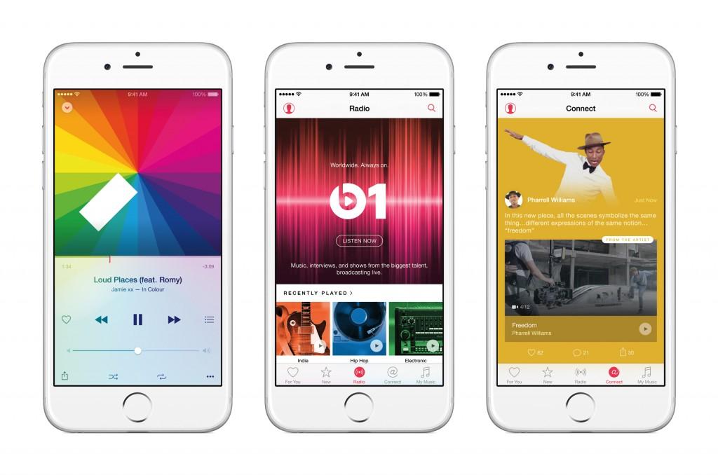 apple music conect