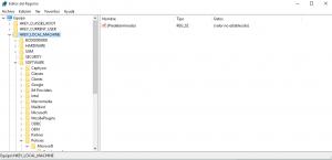 hkey local machine software policies microsoft windows defender
