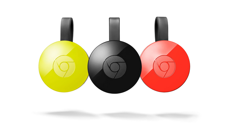 chromecast tv 2
