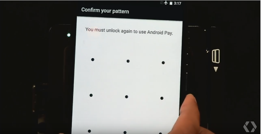 seguridad android pay