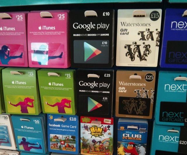 galaxy apps tarjeta de regalo