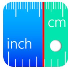 Aplicaciones para el móvil que talvez no conocías Cinta metrica