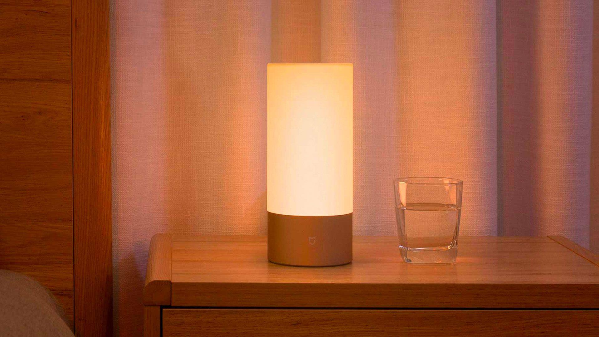 Noche Las Mesilla De Lámparas Tecnología XiaomiRincón La I6vfg7yYb