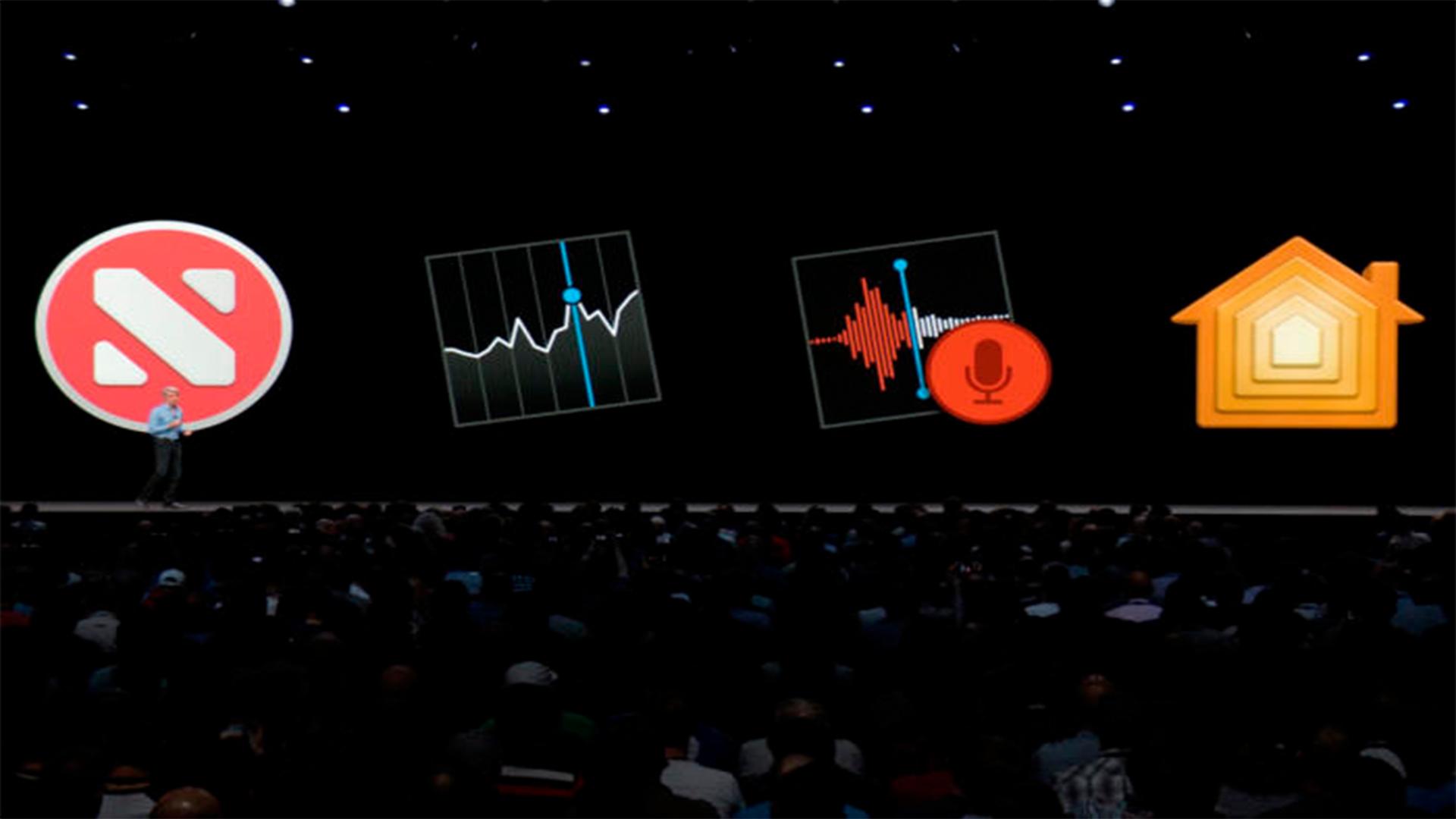 Aplicaciones de iOS en macOS